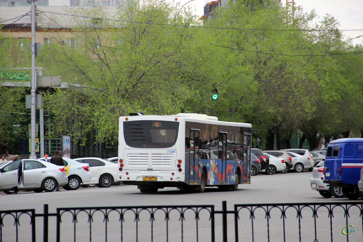 Волгоград. Volgabus-5270.02 ар190