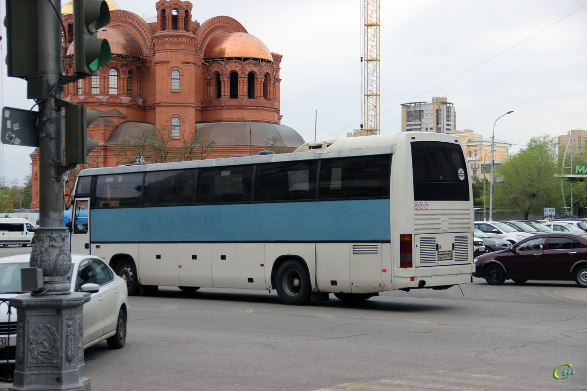 Волгоград. Ikarus 396.27 в654ро