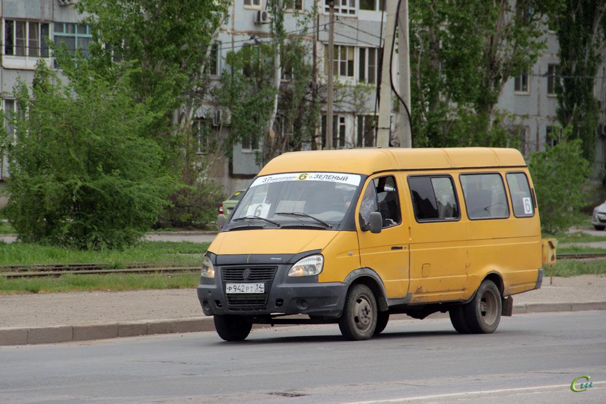 Волжский. ГАЗель (все модификации) р942рт