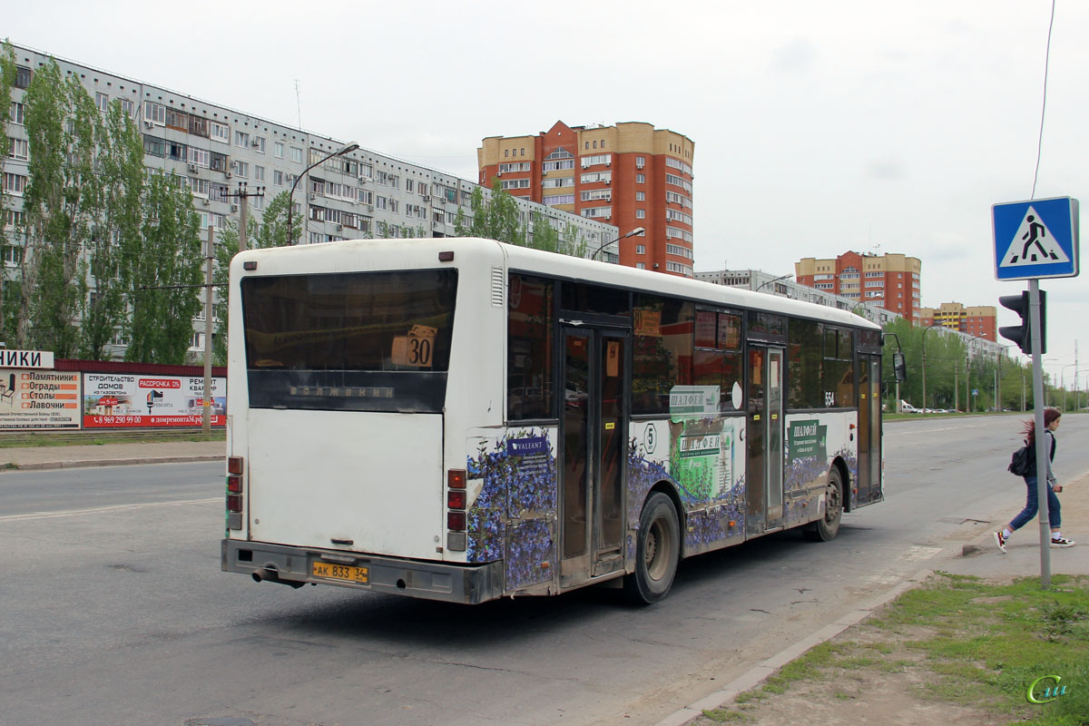 Волжский. Волжанин-5270 ак833