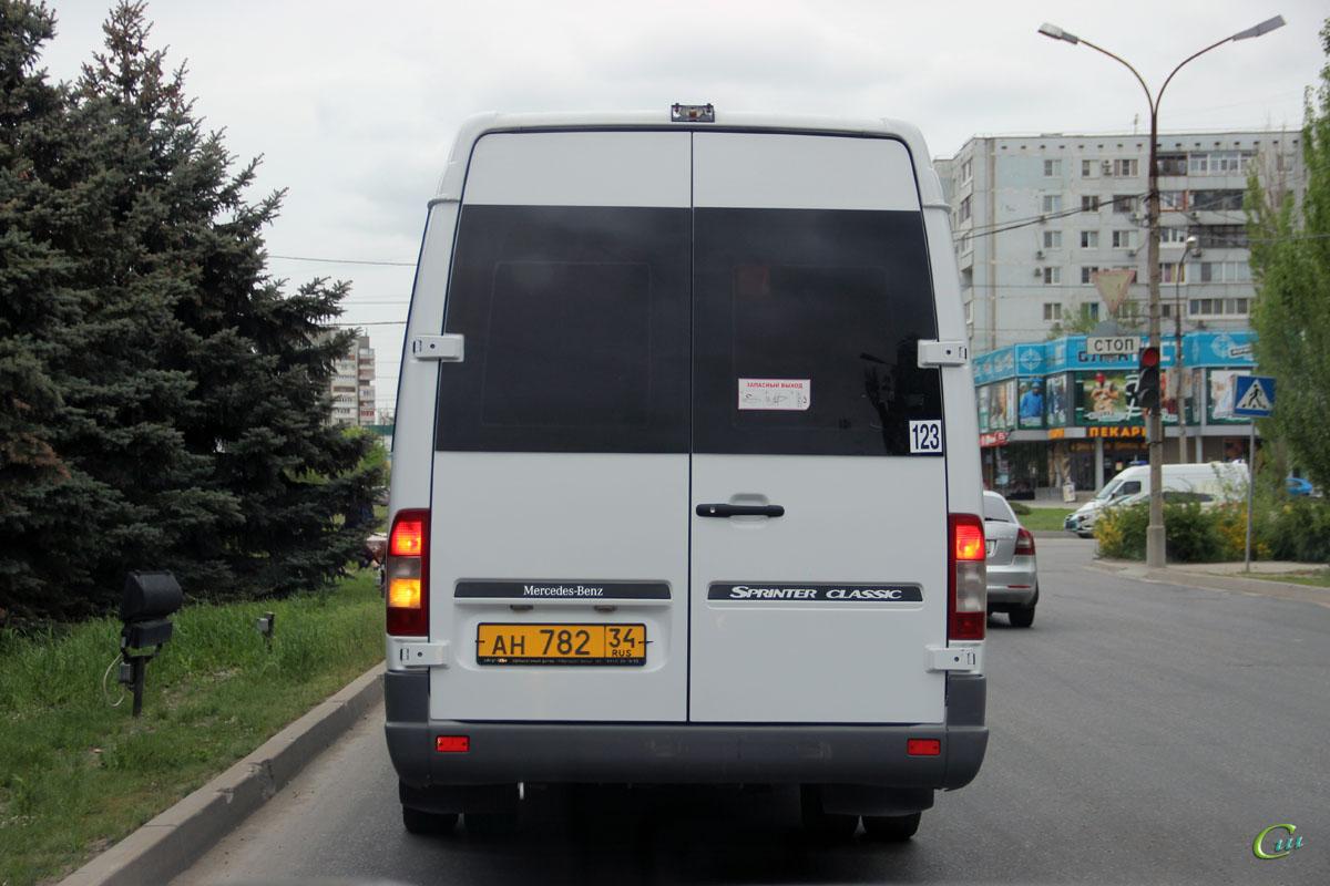 Волжский. Луидор-223203 (Mercedes-Benz Sprinter) ан782