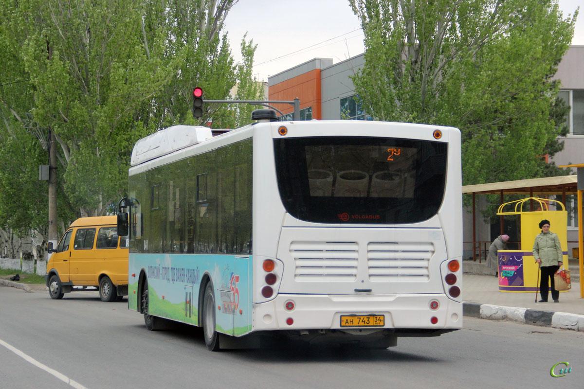 Волжский. Volgabus-5270.GH ан743