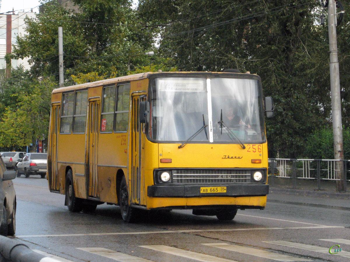 Вологда. Ikarus 260.50 ав665