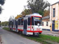 Запорожье. Tatra KT4DtM №006