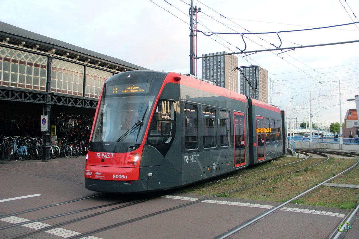 Гаага. Siemens Avenio №5006