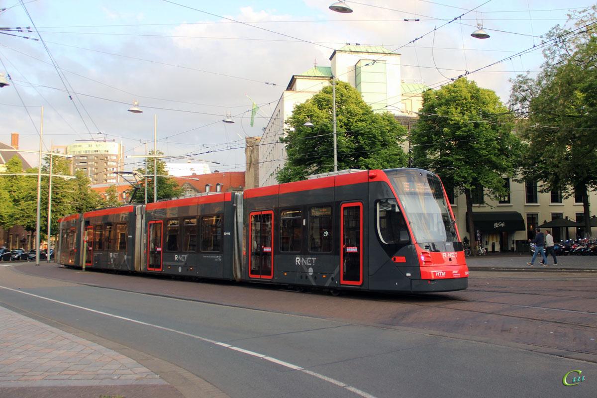 Гаага. Siemens Avenio №5040