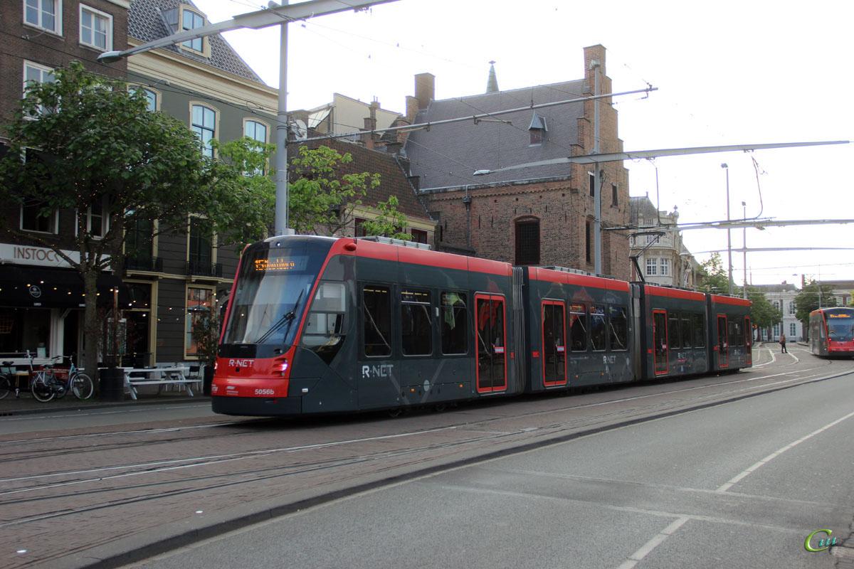 Гаага. Siemens Avenio №5056