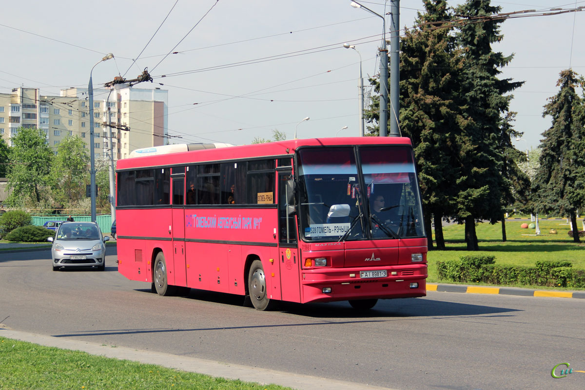 Гомель. МАЗ-152.062 AI8981-3