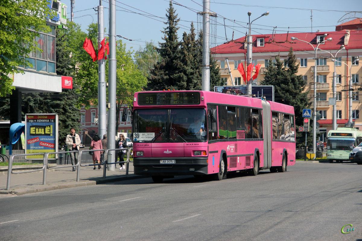 Гомель. МАЗ-105.065 AB3175-3
