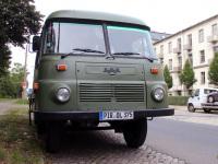 Дрезден. Robur LO 3000 PIR-OL 375