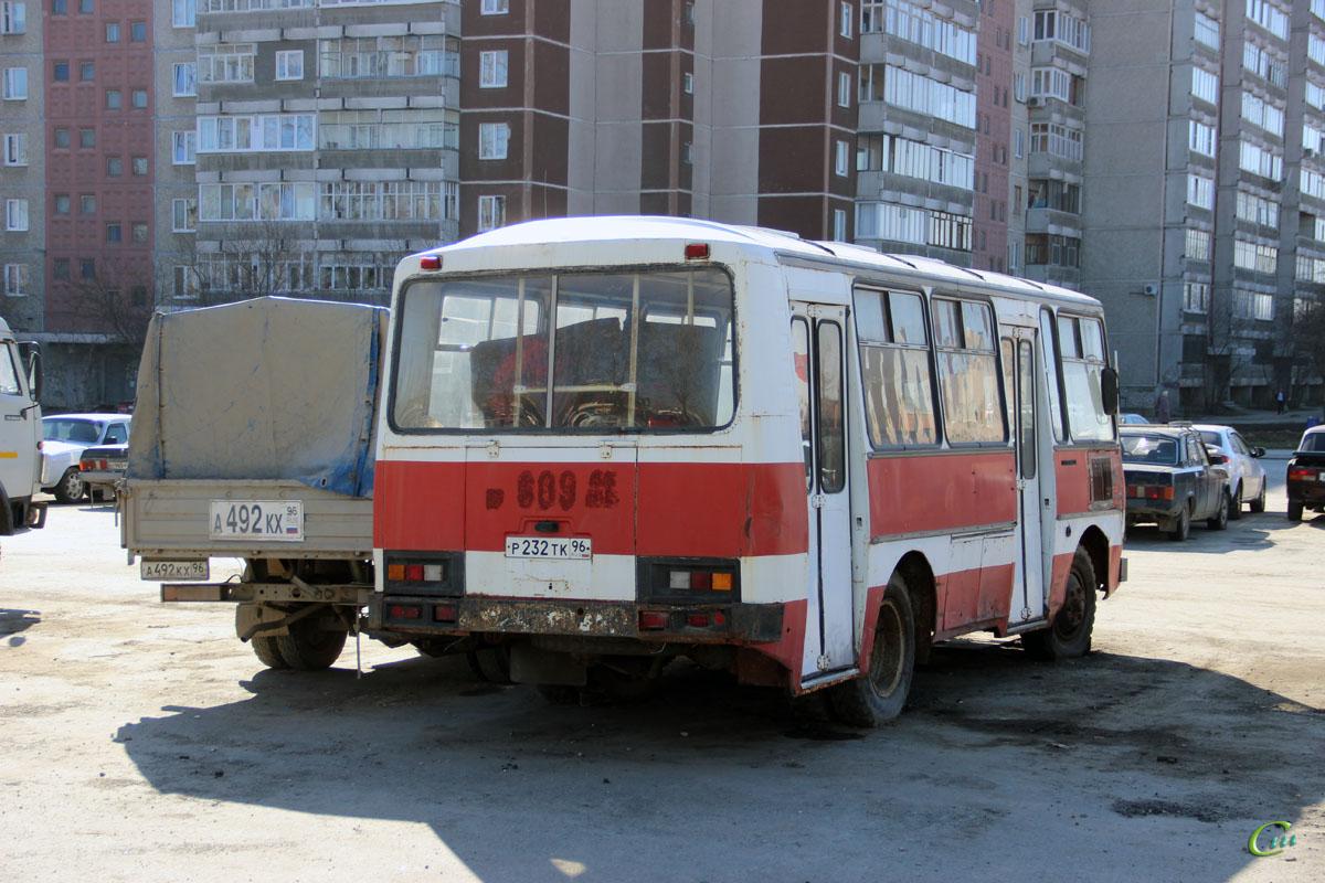 Екатеринбург. ПАЗ-32051 р232тк