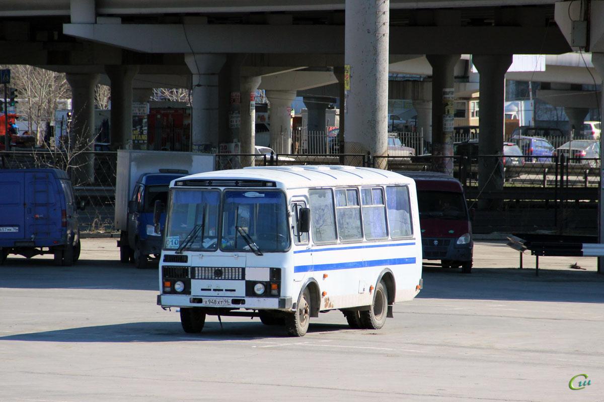 Екатеринбург. ПАЗ-3205 х948хт