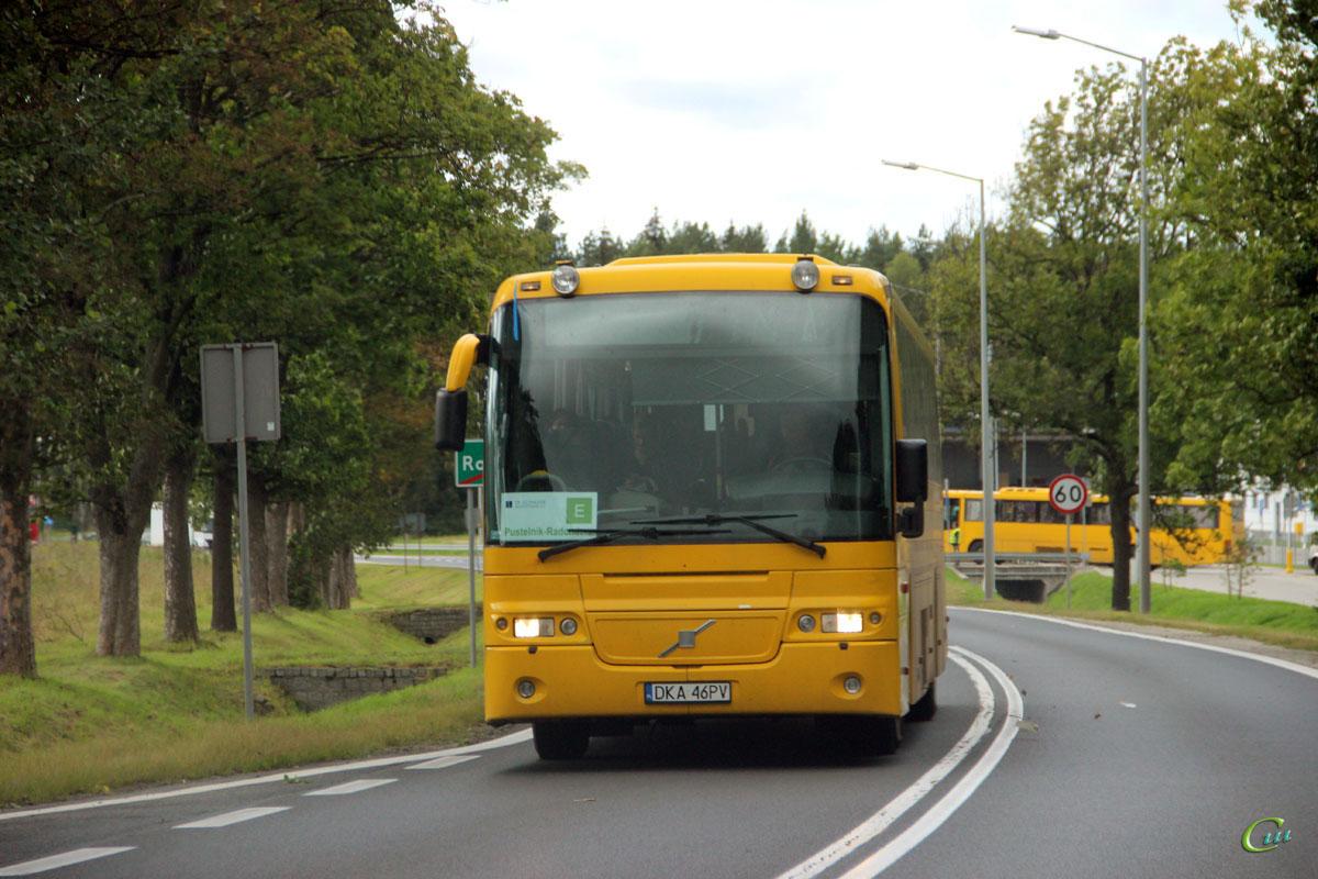 Еленя-Гура. Volvo 8500 (Säffle 8500) DKA 46PV