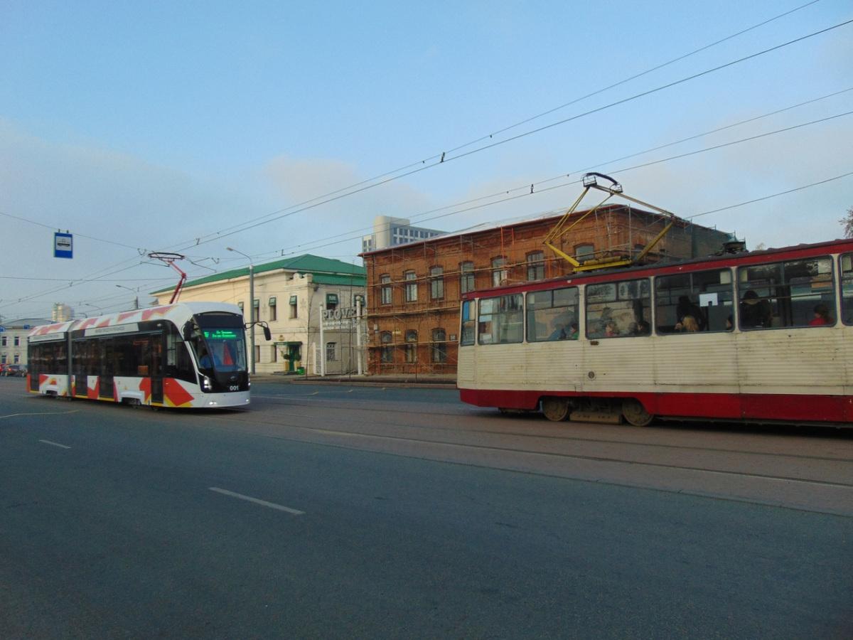 Челябинск. 71-923М Богатырь-М №001