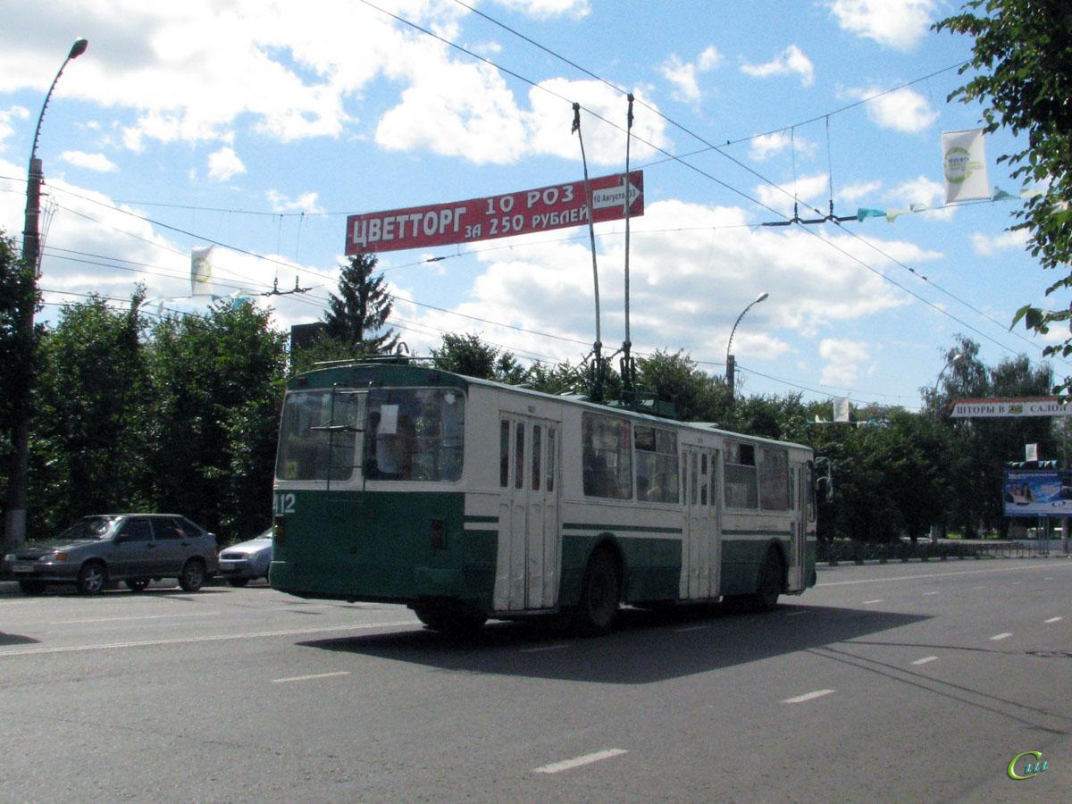 Иваново. ЗиУ-682Г00 №412