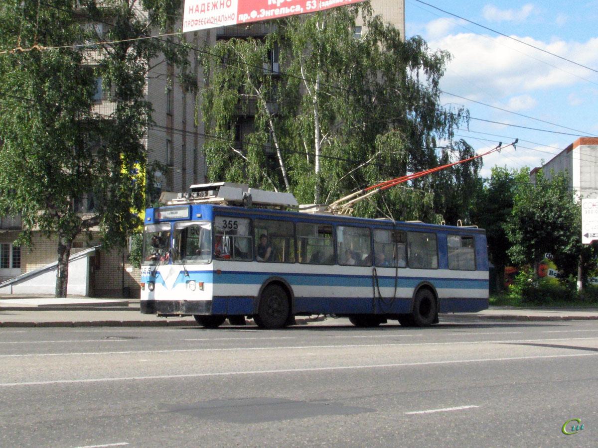 Иваново. ЗиУ-682 КР Иваново №355