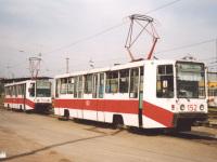 Череповец. 71-608К (КТМ-8) №152, 71-608К (КТМ-8) №153