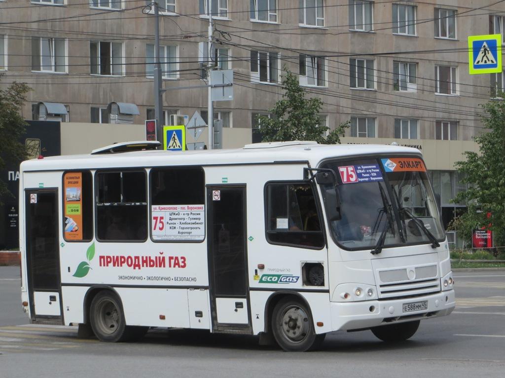 Курган. ПАЗ-320302-11 е588мм