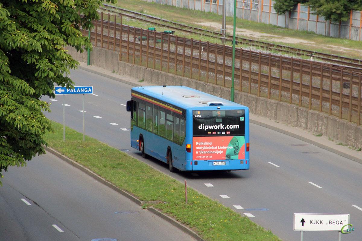 Клайпеда. Mercedes-Benz O530 Citaro KCB 693