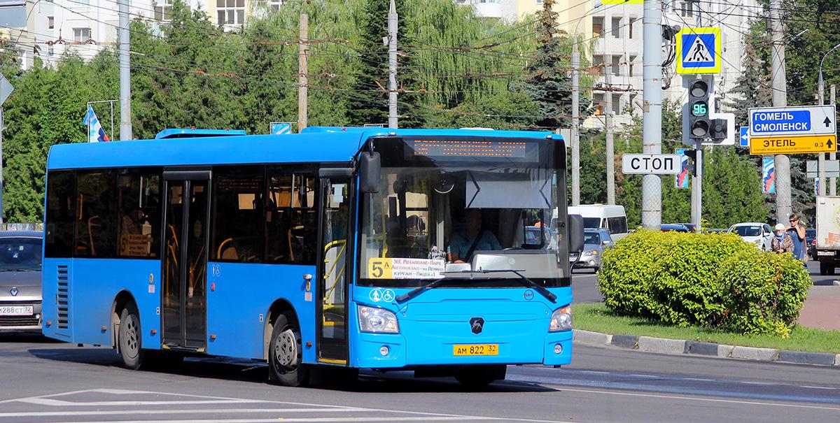 Брянск. ЛиАЗ-4292.60 ам822