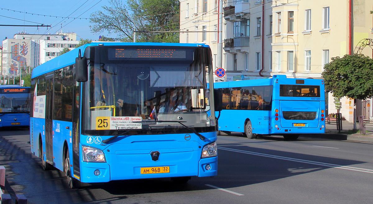 Брянск. ЛиАЗ-4292.60 ам600, ЛиАЗ-4292.60 ам968