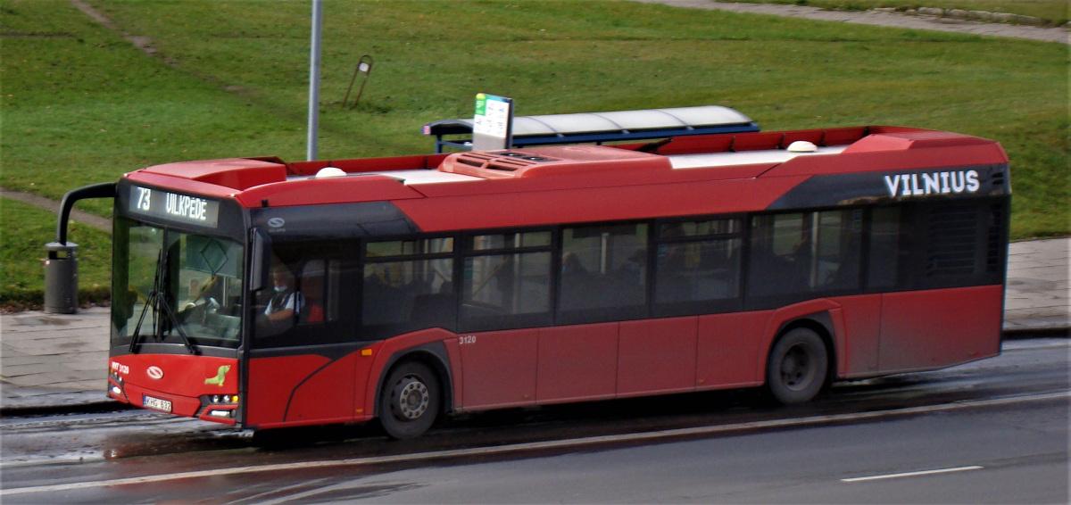 Вильнюс. Solaris Urbino IV 12 KHG 632