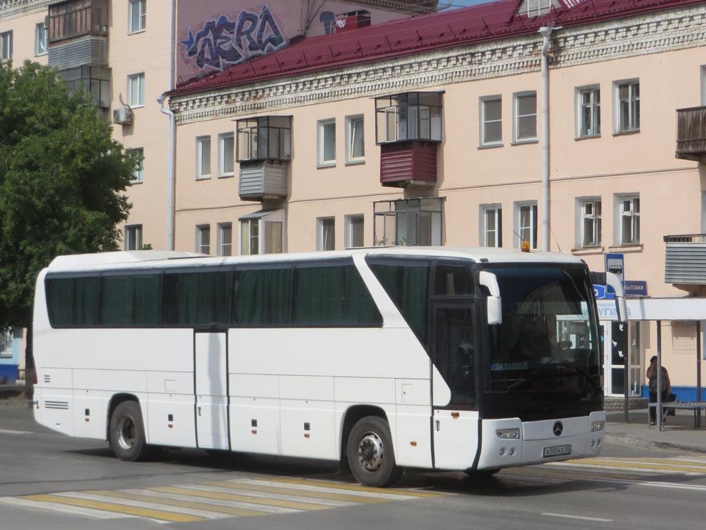 Курган. Mercedes-Benz O350 Tourismo в500ке