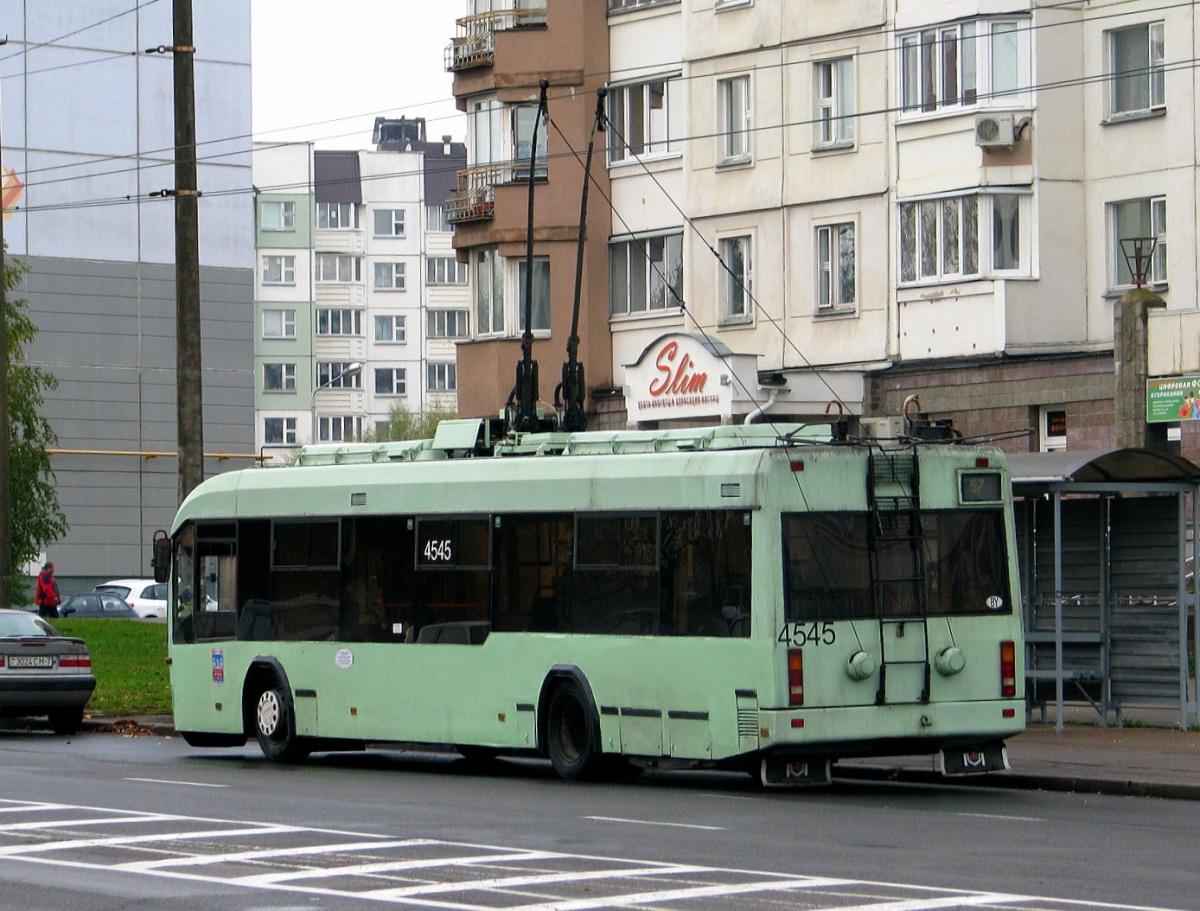 Минск. АКСМ-32102 №4545
