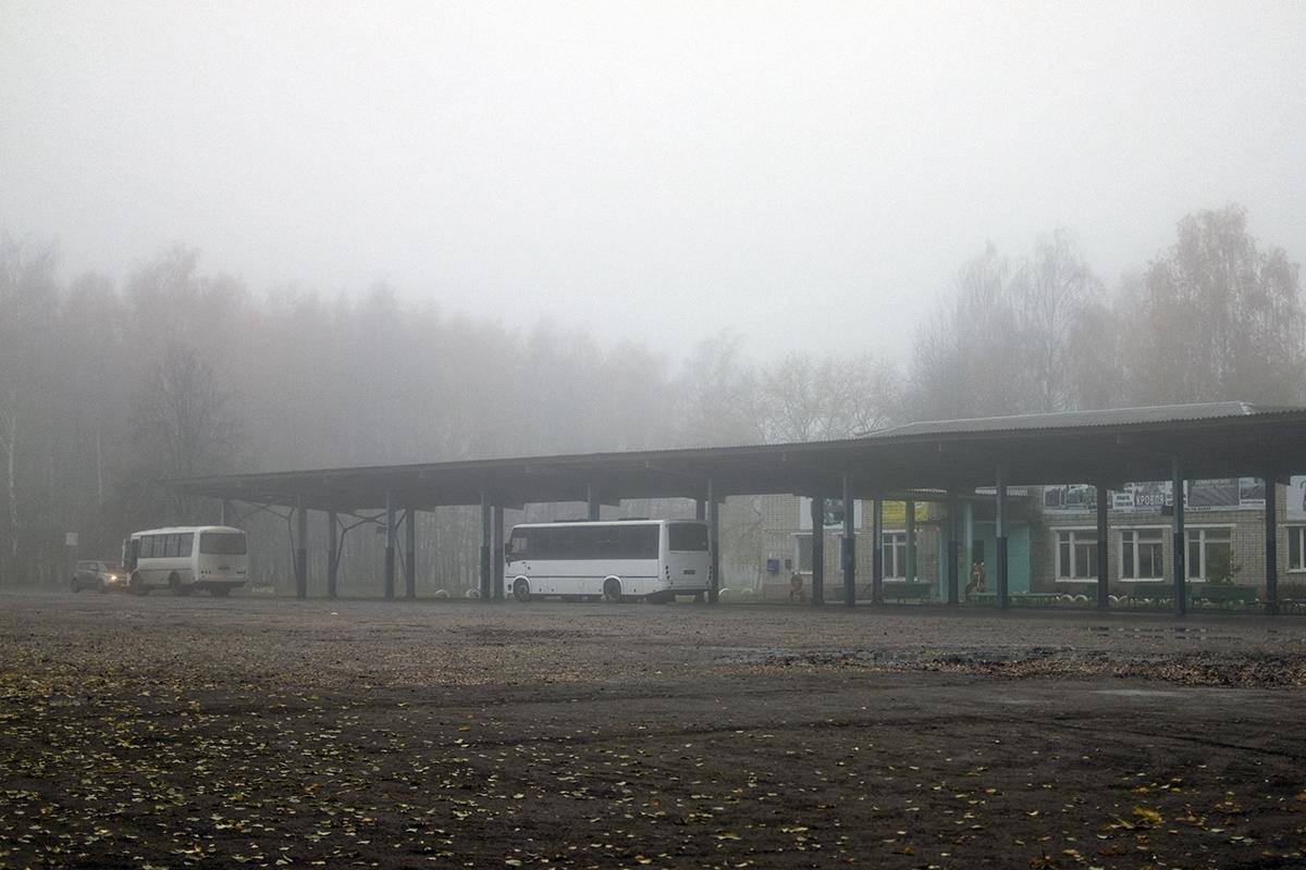 Трубчевск. Автовокзал