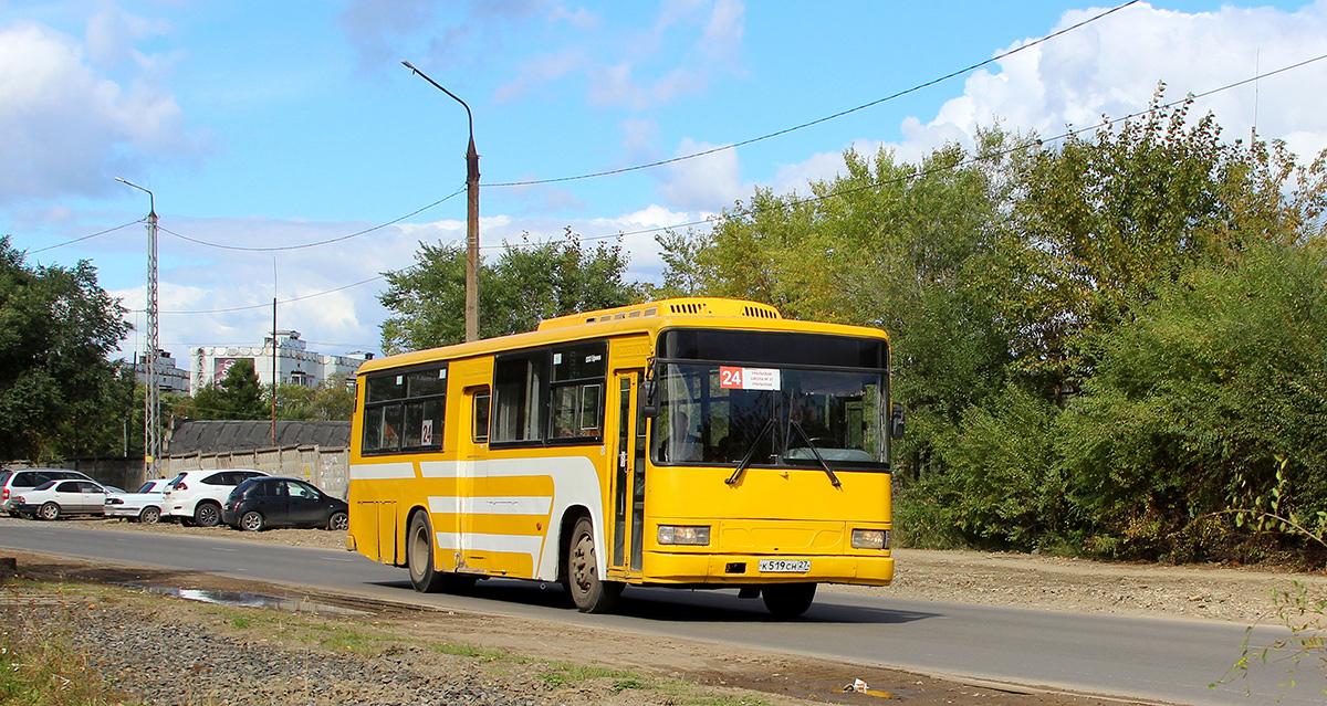 Комсомольск-на-Амуре. Daewoo BS106 к519сн