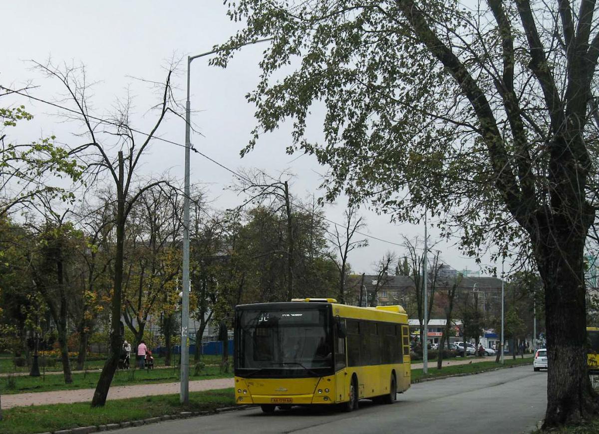 Киев. МАЗ-203.065 AA1719AA