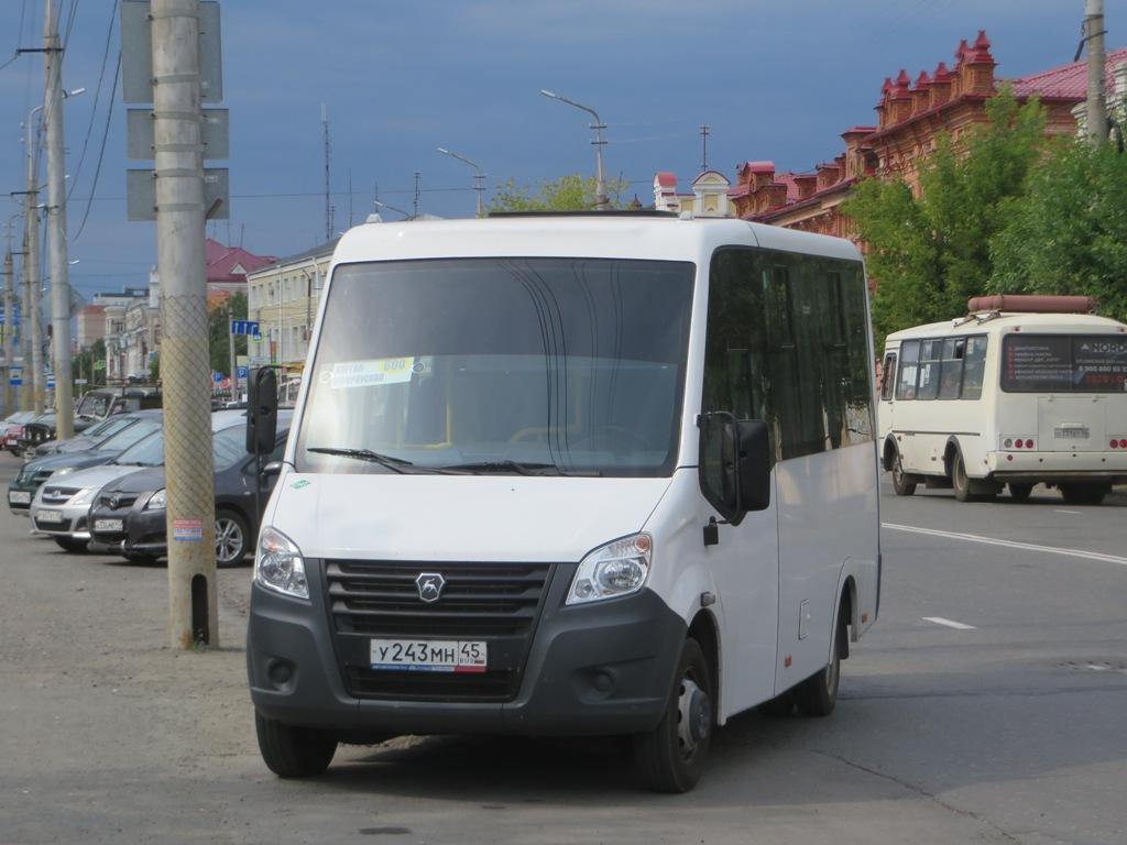 Курган. Луидор-225019 (ГАЗель Next) у243мн