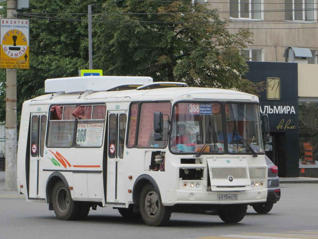 Курган. ПАЗ-32054 в015мо