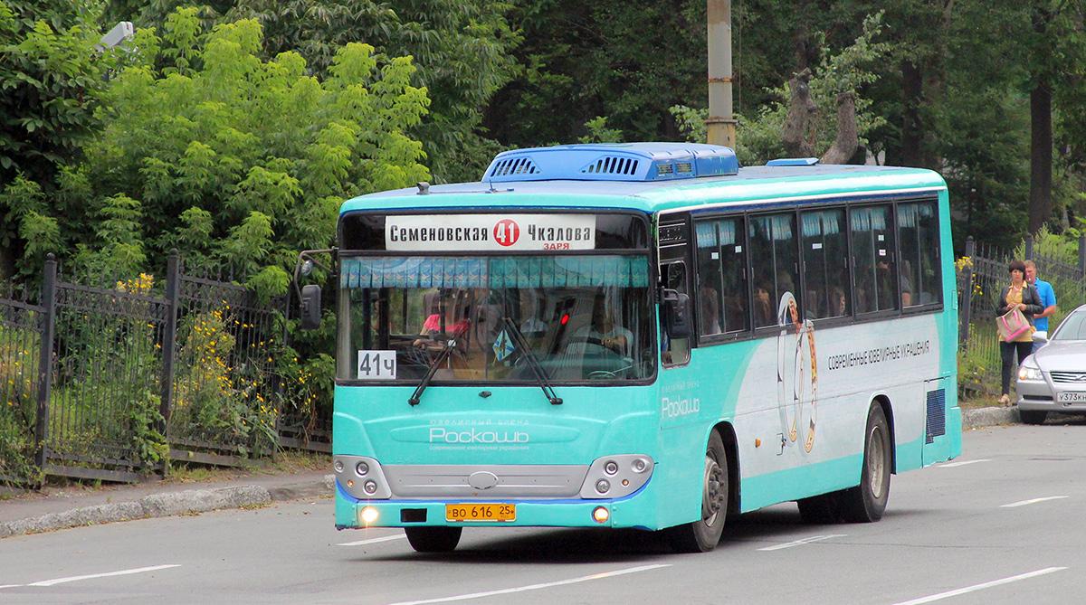 Владивосток. Daewoo BS106 во616