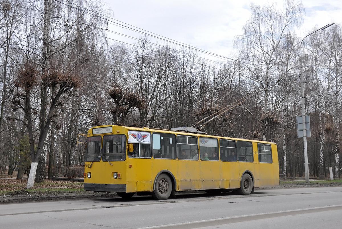 Рязань. ЗиУ-682Г00 №2101