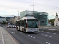 Линц. Mercedes-Benz O530 Citaro CNG L 421 HM