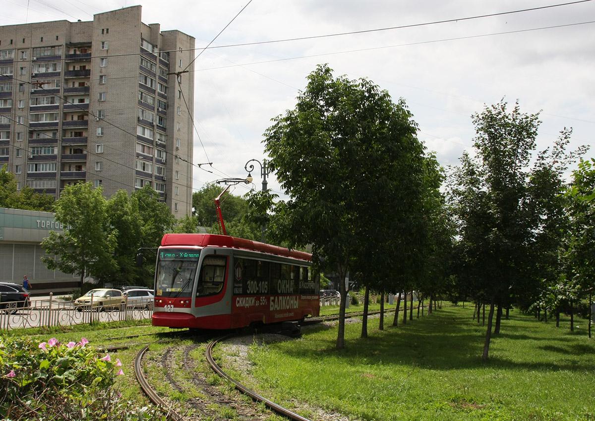 Хабаровск. 71-623-02.02 (КТМ-23) №127