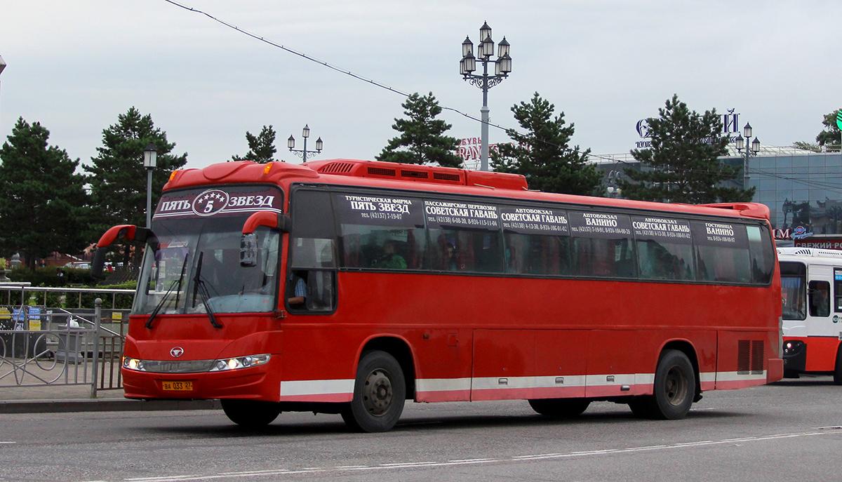 Хабаровск. Daewoo BH119 ва033