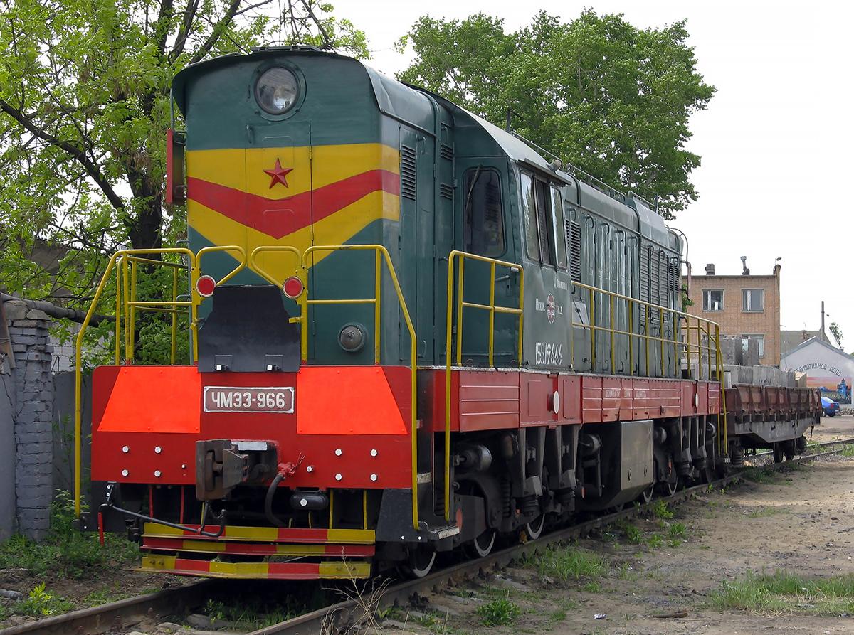 Москва. ЧМЭ3-966