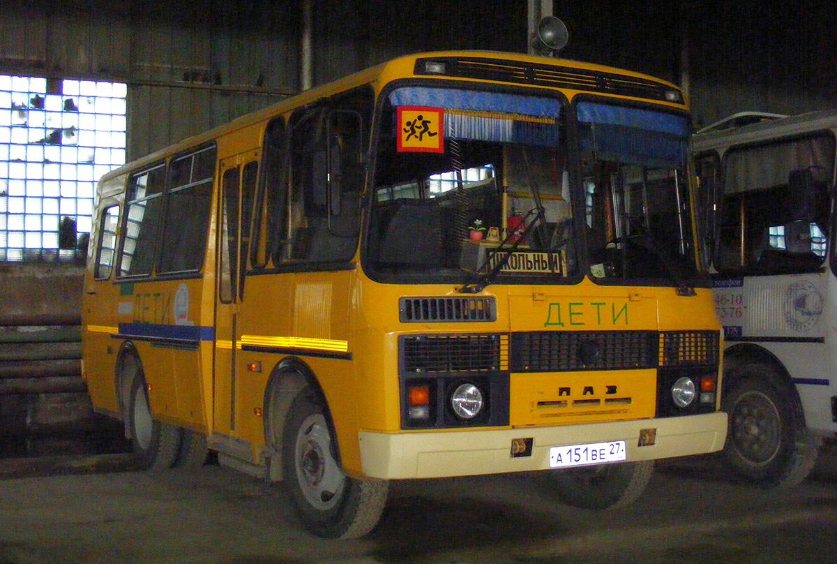 Амурск. ПАЗ-32053-70 а151ве