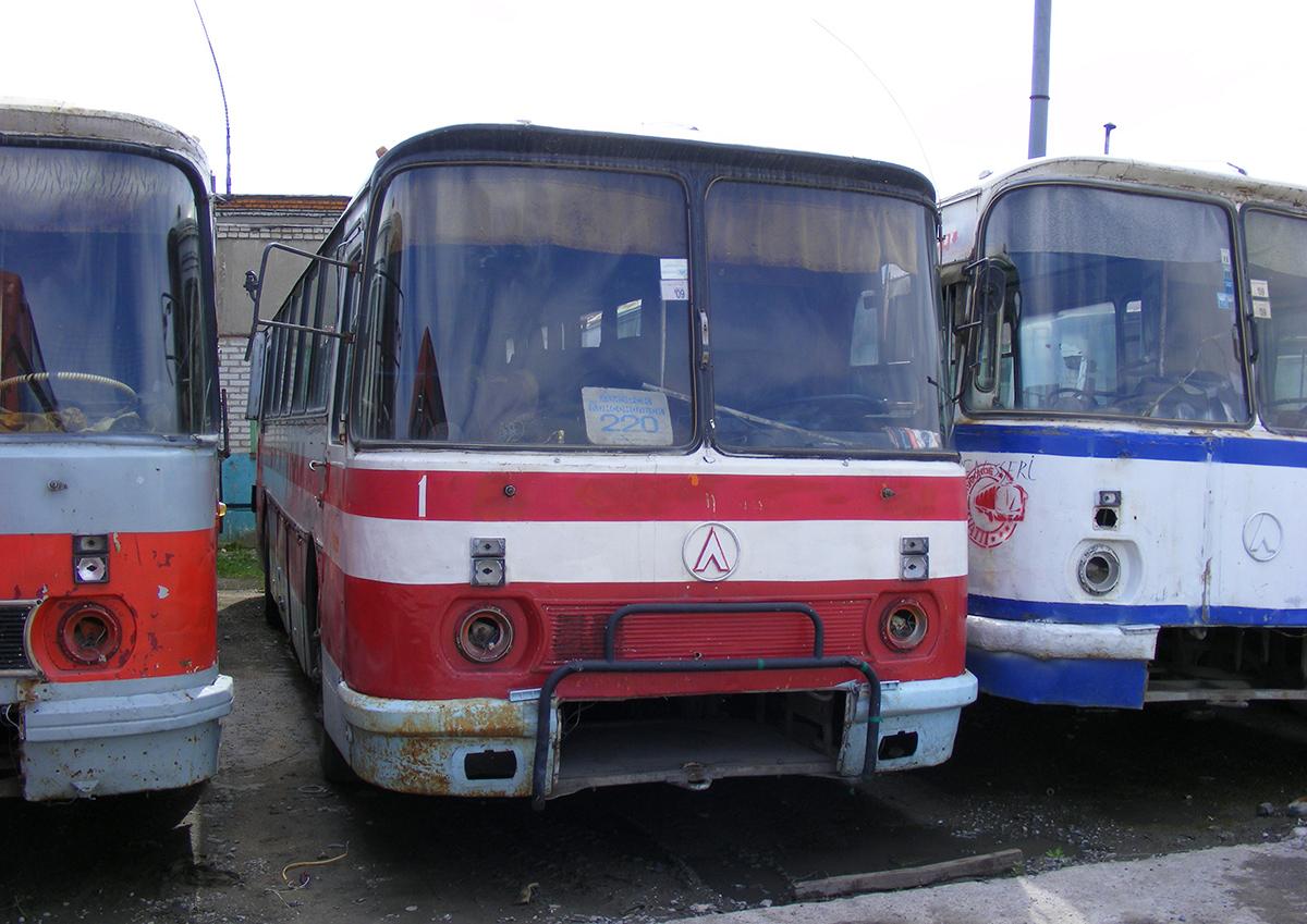 Амурск. ЛАЗ-699Р ам006, ЛАЗ-695Н 1750ХБР