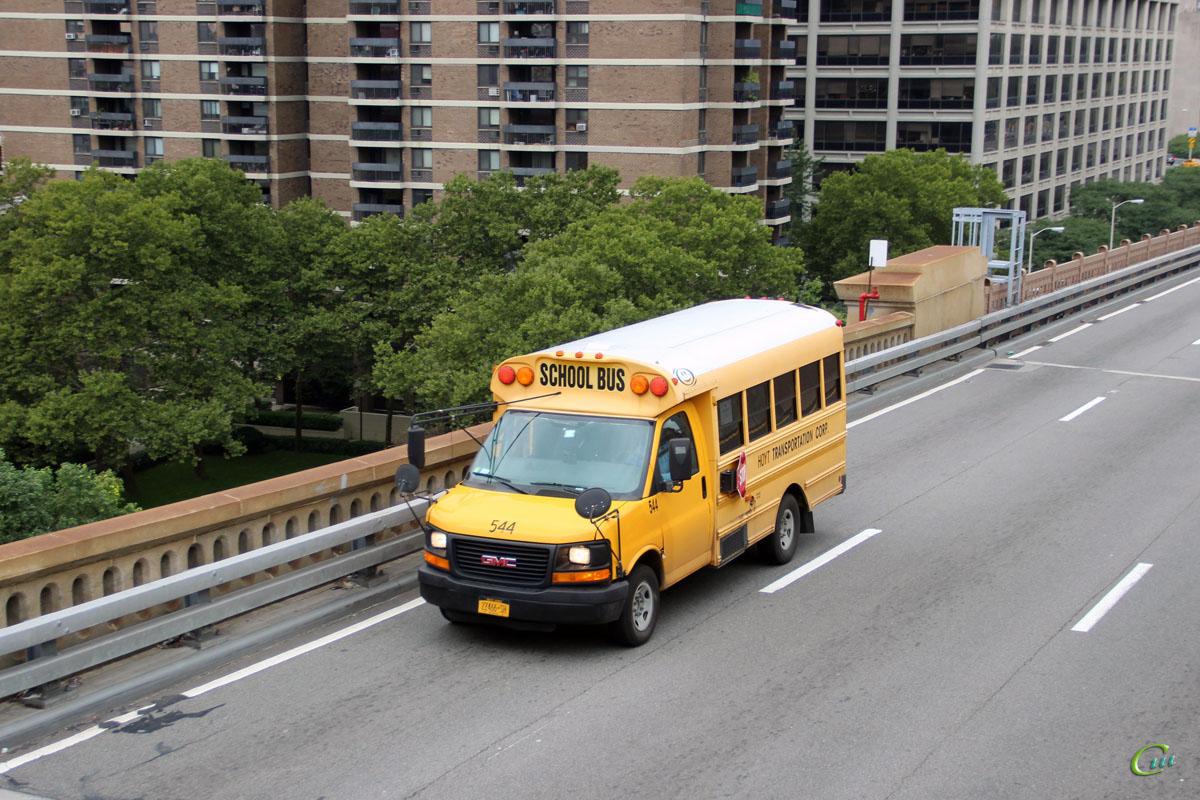 Нью-Йорк. Corbeil Minibus 22466-SH