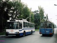 Доброполье. ЮМЗ-Т2 №699, ЗиУ-682В00 №599