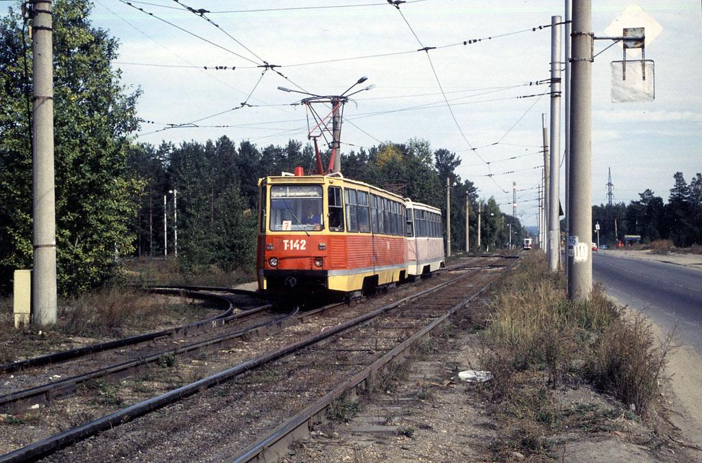 Ангарск. 71-605 (КТМ-5) №142, 71-605 (КТМ-5) №144