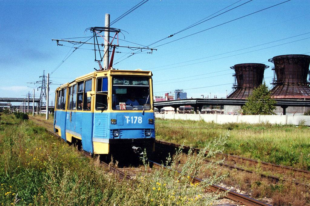 Ангарск. 71-605А (КТМ-5А) №178