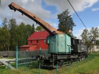 Алапаевск. Железнодорожный кран