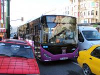 Стамбул. Otokar Kent 290LF 34 JV 0220