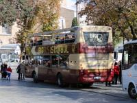 Стамбул. Güleryüz Cobra DD 34 JB 6679