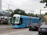 Таллин. CAF Urbos AXL №502