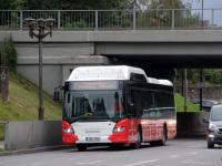 Тарту. Scania Citywide LF CNG 485 TNS